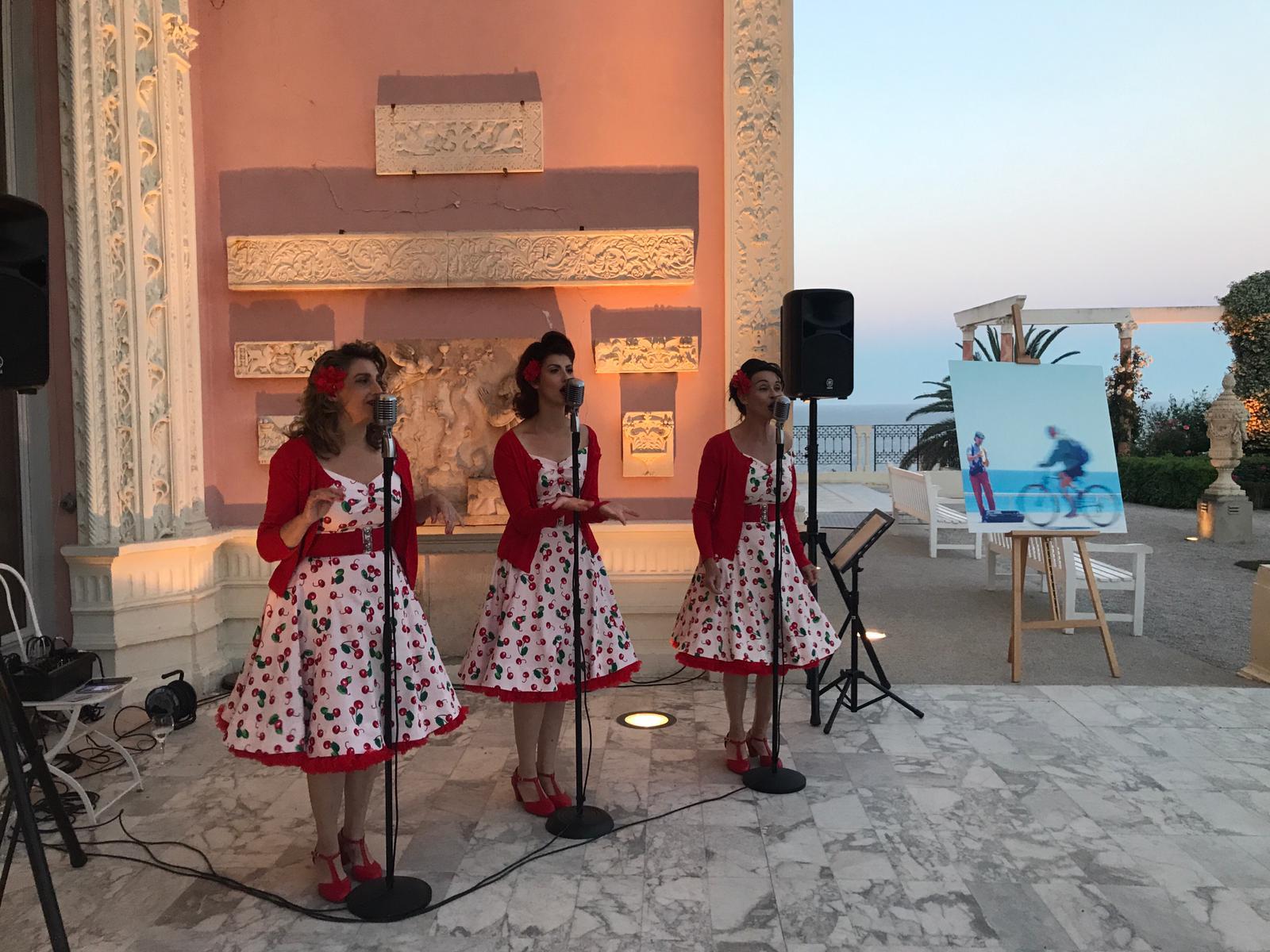 Artsoirée Villa Ephrussi de Rothschild | 12 juin 2019